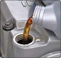 olej samochodowy