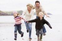 aktwyność fizyczna, rodzina